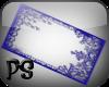 ~PS~Blue DOC Frame