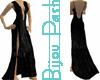 Vintage Gown in Black