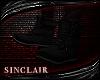 Ꭶ Bk  Punk boots Ꭶ