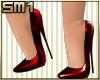 SM1 7in killer Heels red