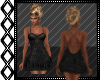 Black Date Dress