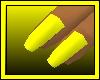 Raver Nails: Yellow