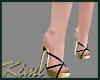 Twisted - Uniform Heels