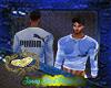 jerry shirt puma blu