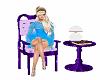 Story chair ~ goldilocks
