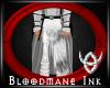 Norse Fur Wrap White