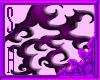 Violet Tribal Wings