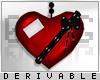 0 | Heart Earrings