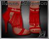 Ileana Red Heels