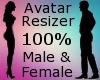 Resizer 100% Scaler