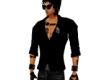 Black Dragon Skull Shirt