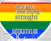 Enc. Not Straight