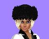 [SD] Fur Hat Black