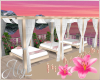 Pink Sky Day Beds