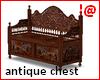 !@ Antique chest
