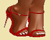 Matching Red Heels