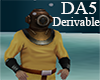 (A) Fish Tank Diver
