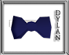 !!D Elite Purple bow tie