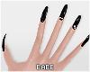 eBlack Diamond Nails