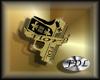 (FDL) Gold Gun (Female)