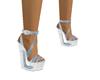 jean wedge heels