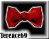 69 Bow Tie - Red