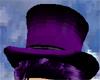 Purple Vampiress Tophat