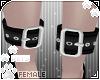 [Pets] Anklecuff | black