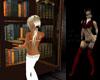 Dawn78 Haunted Bookcase