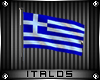 [IT]Greece Flag Animated
