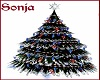 Blue Christmas Tree 2014