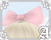 Donut Bow~ Pink
