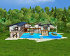 Romantic Island Villa