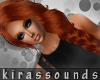 K| Sibilla Hair / Ginger