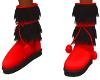 Red & Black Ugg Boot (M)