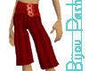 Cranberry Buckle Gauchos