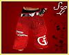 Armani Shorts M ~red