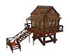 Outdoors Hut