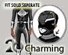 black ranger collar male