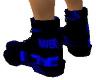 NL-Boots Toxic Blue