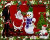 {KAS}Santa an Snowman