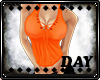 [Day] orange top