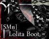 [SMn] Lolita Boots (M)