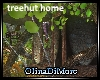 (OD) Forest hut home