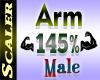 Arm Resizer 145%