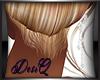 DQ Addon Nap Hair Blonde