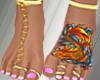 Pretty Feet.
