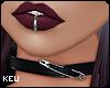 ʞ- Safety Pin Choker