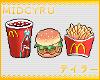 $ Mcdonalds