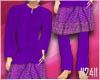 24:Seluar Melayu Purple1